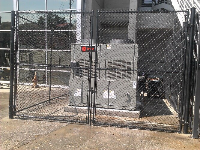 Commercial Fencing Columbia Sc The Fence Company