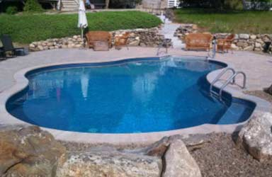 Swimming Pools Amp Hot Tubs Lewiston Me Rick S Swimming