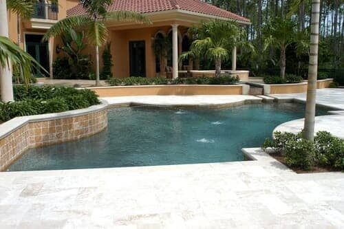 Pool design fort myers fl barnes pools for Pool design naples fl