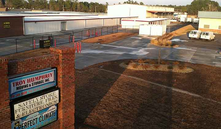 Safe Storage in Jacksonville NC A Perfect Climate Self Storage ... & Unit Gallery - Jacksonville NC - A Perfect Climate Self Storage LLC