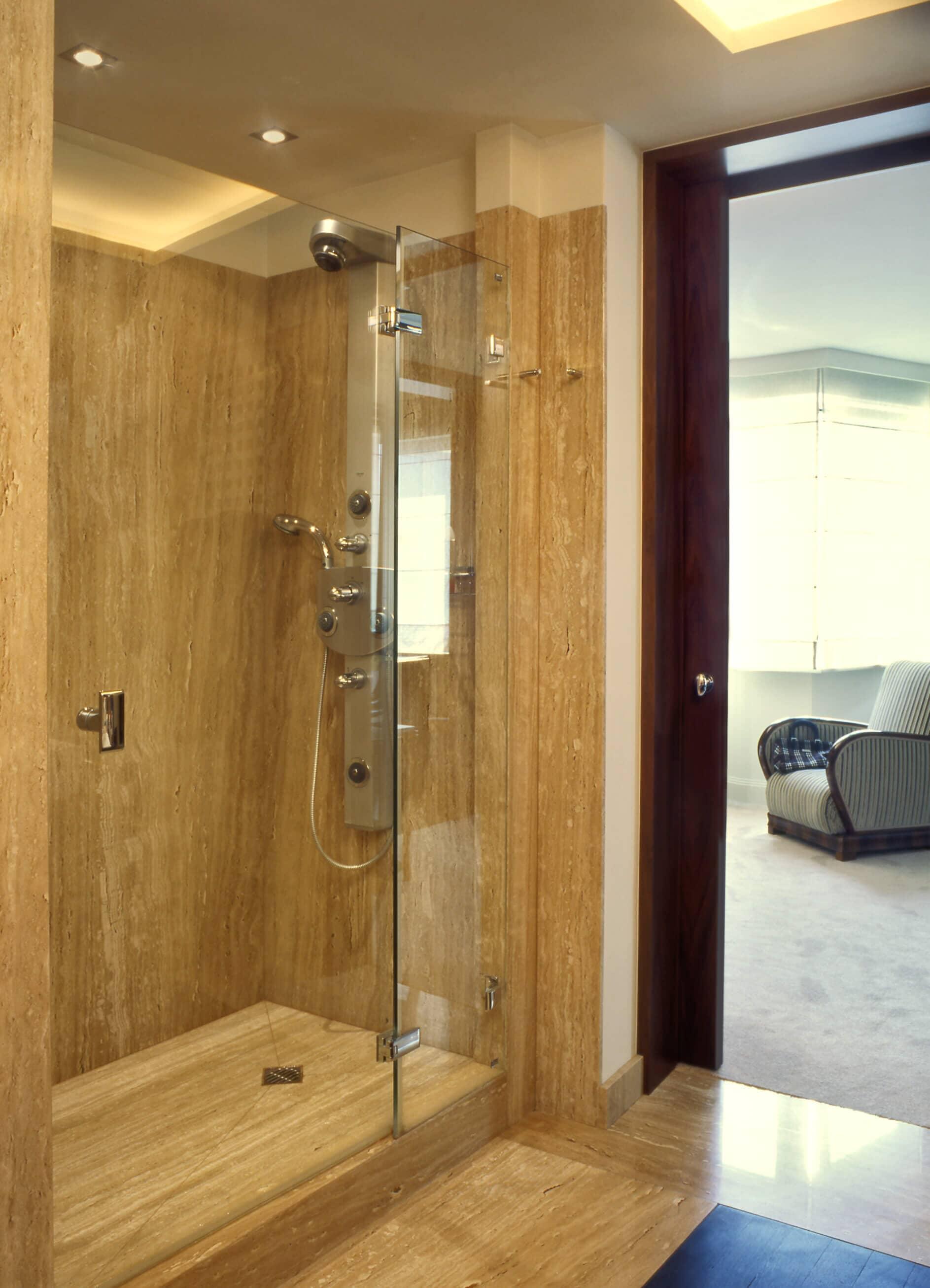 Sauna Like Bathroom   Bath Remodeling In Spokane, ...