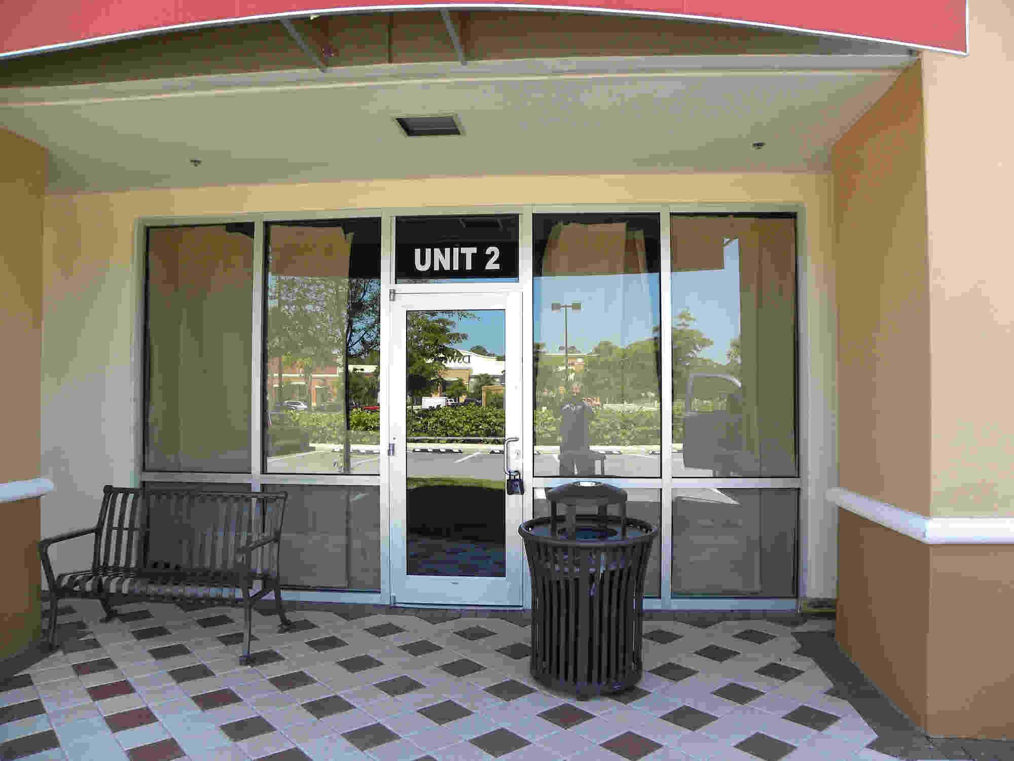 Commercial Windows Brandon Flparker Glass Door Services