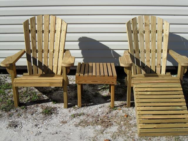 Extended Chair   Patio Furniture In Brandon, FL ...