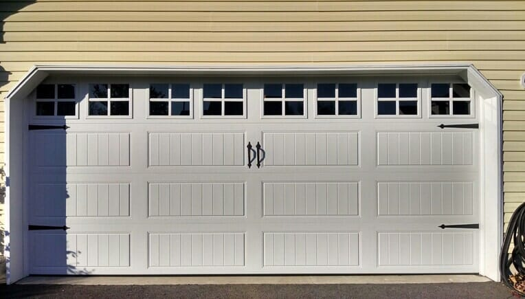 Etonnant Wide White U2014 Garage Doors In Florence, NJ