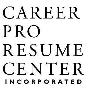 Career Pro Resume Center IncGreater PhiladelphiaCareer Pro Resume