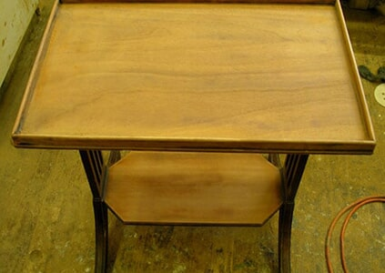 Table Sanded and Stripped — Antique Furniture in Albuquerque, NM - Antiques Albuquerque, NM Antiques & Things