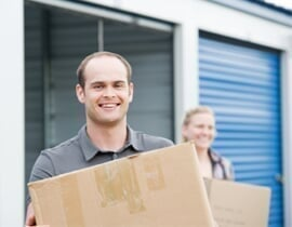 Couple moving boxes  sc 1 th 198 & Sunset Self Storage in Kelso WA is a storage facility.