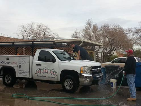 Garage Door Repair Truck U2014 ABC Garage Door Repair In Las Vegas, NV