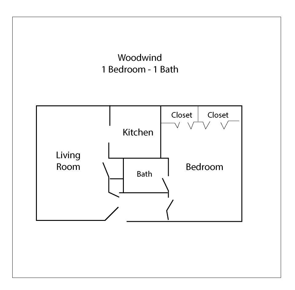 Woodwind Apartments: Woodwind Apartments, Studio Apartments, Townhouses, Elias