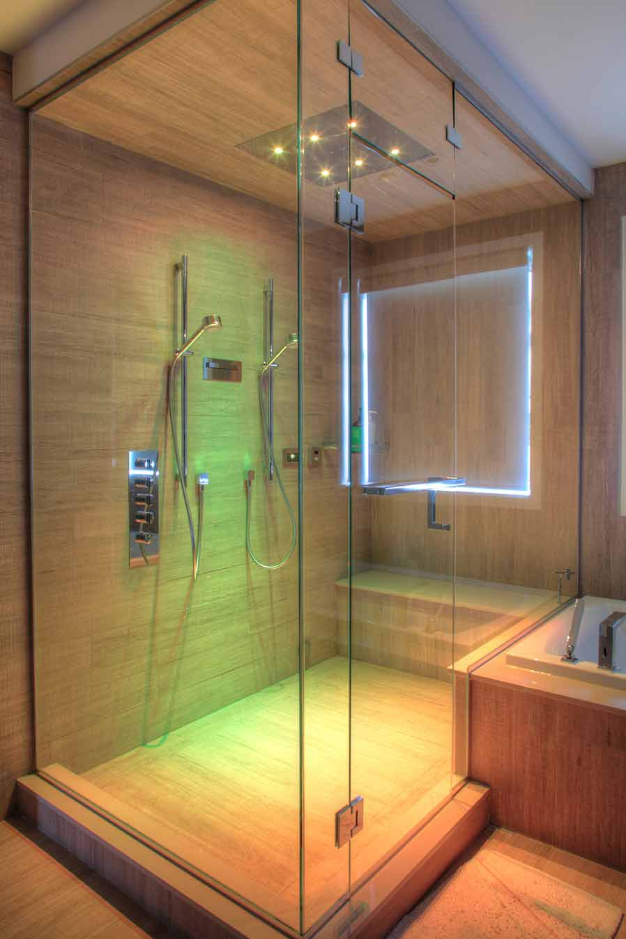 Choosing Between Framed And Frameless Shower Enclosures