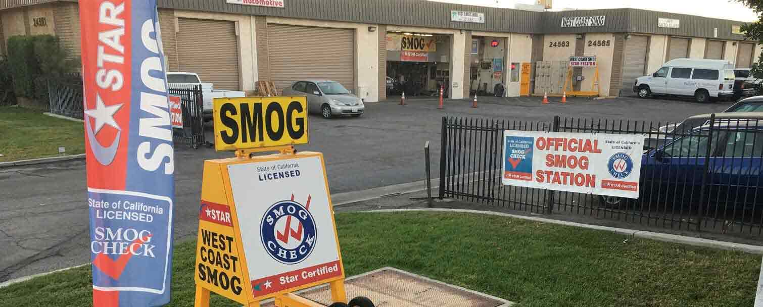 Star Smog Check In Loma Linda Ca West Coast Smog