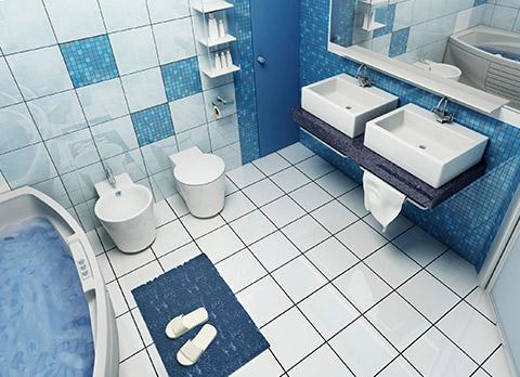 Flooring Company Skokie IL Dallia Floor Wall Co Inc - Bathroom remodeling skokie il