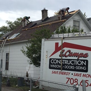 Roofing Services Harvey Il Campa Insulation