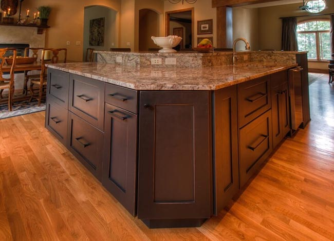 Wooden Countertop   Stone Fabrications In Colororado Springs, CO