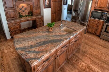 Bon Granite Kitchen U2014 Stone Fabrications In Colorado Springs CO