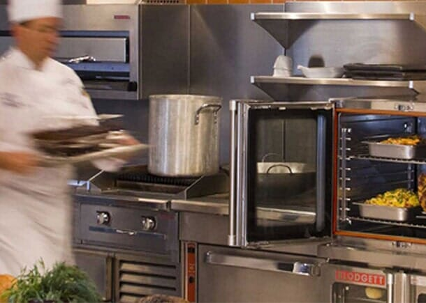 About - Providence, RI - Marshall Electric Food Equipment Service