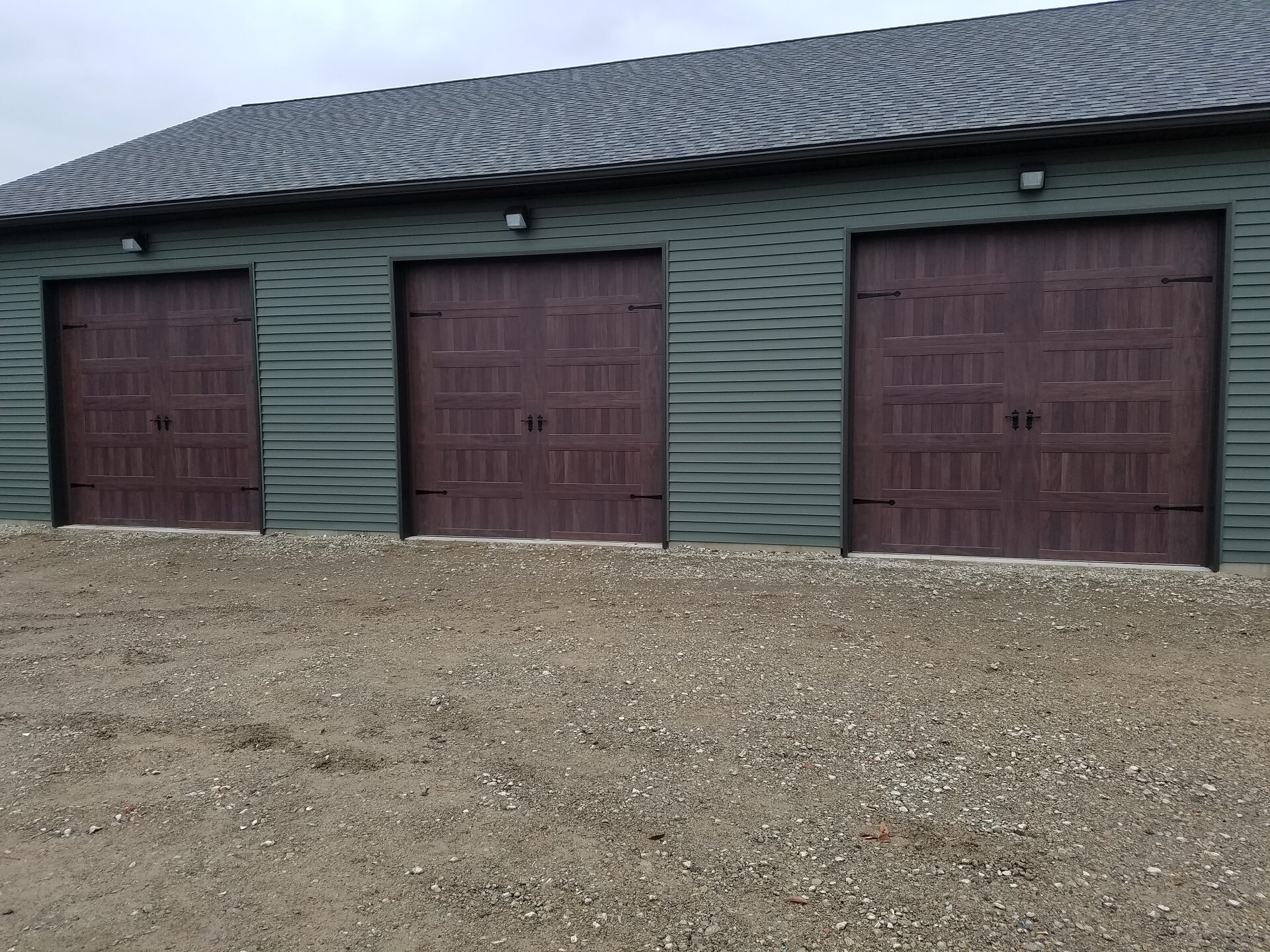 Wood Garage Doors - Garage Door Repair in Fenton MI & Gallery | Fenton MI | K u0026 H Garage Doors