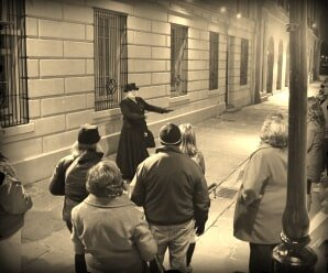New Orleans Ghosts — Historical Ghost Tour in New Orleans, LA