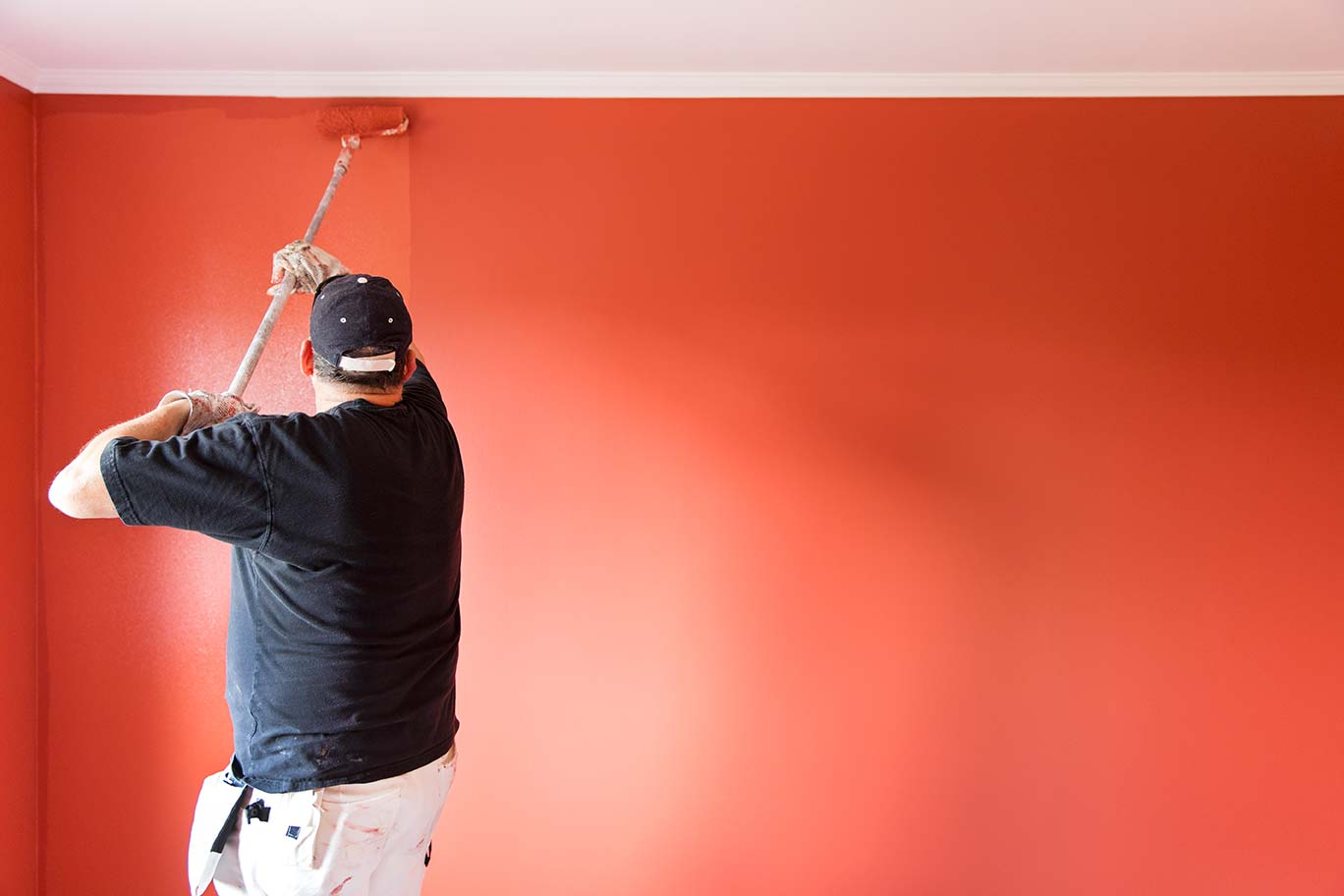 The 3 Step Process Painters Use To Remove Texture And Refinish Walls