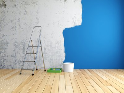 Painting Your House 4 Ladder Safety Tips