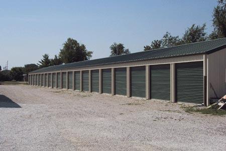 Storage Unit u2014 Self Storage in Bloomington IL & Storage Units - Bloomington IL - Kenneyu0027s Delivery Inc.