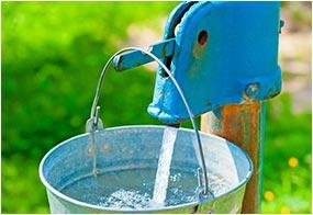 hookups Water well