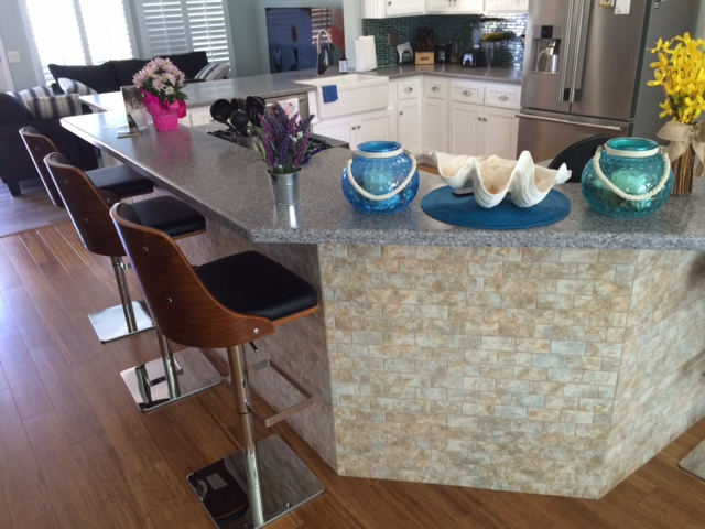 kitchen solid surface fabricator in hemet ca