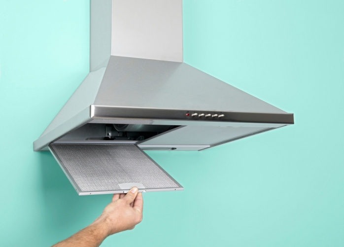 alibaba buy fume exhaust kitchen hood system detail com on product oil mist extractor with filter