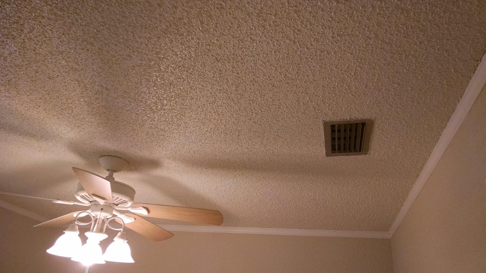Popcorn Ceiling Repair After   Pro Ceilings And Drywall Texture Repair, Inc.