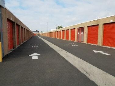 Storage Areas   Equipment Storage In Brea CA