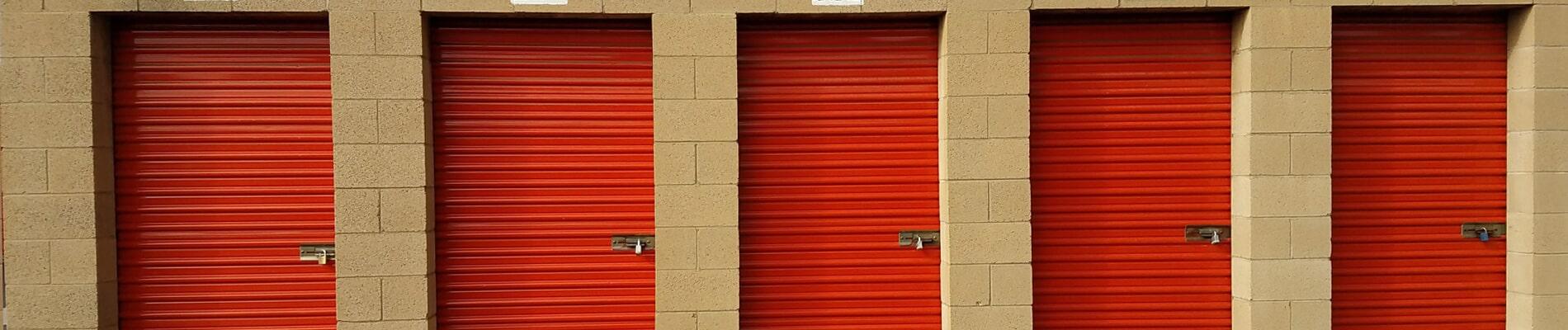 Self Storage | Brea, California | Brea U Store