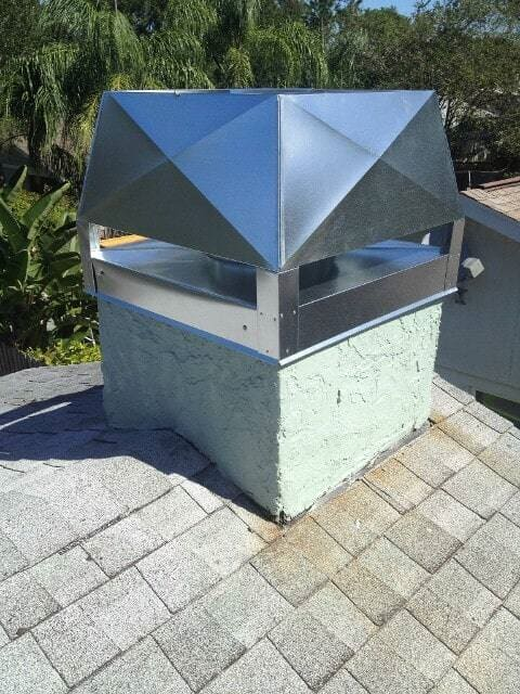 Fireplace Chimney Chimney Sweep Dryer Vent St Pete