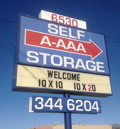 Bon For More Information On Our Secure Storage Facility, Please Call Us At  (505) 344 6204 Today.