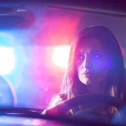 SR22 Coverage — Police Pulling Over Car in Denver, CO