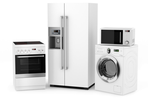 Group Of Household Appliances   Appliance Service Company In Brooklyn, NY