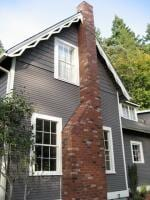 Old Style of Chimney House - New Home Construction in Kitsap County, WA