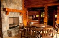 Dining With Fireplace - New Home Construction in Kitsap County, WA
