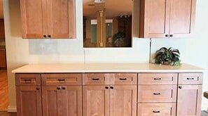 A Designer S Touch Portland Oregon Pdx Cabinets Granite