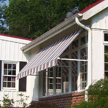 Perfect Retractable Window Awning U2014 Shade Covers In York, PA