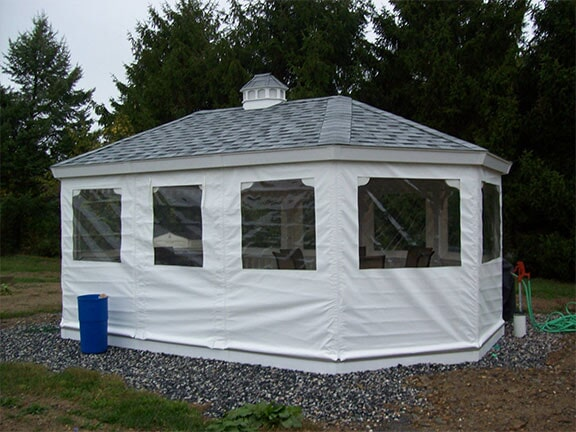 Custom Weather Protection U2014 Patio Covers In York, ...