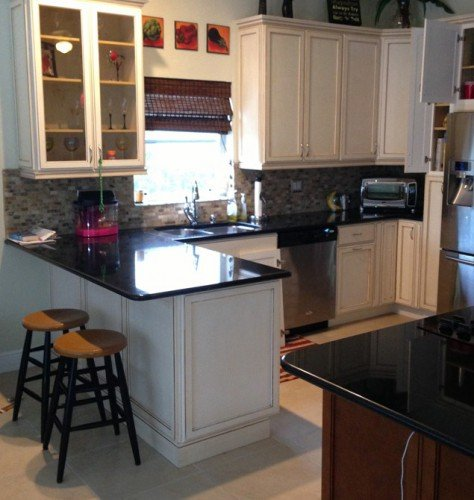 Past Custom Work Fort Myers Fl Sahara Cabinets