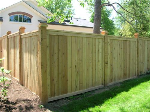 Residential Fencing Indianapolis Duke Fence