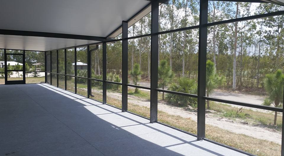 Screen Porch Amp Patio Covers Port Saint Lucie Fl K Amp S