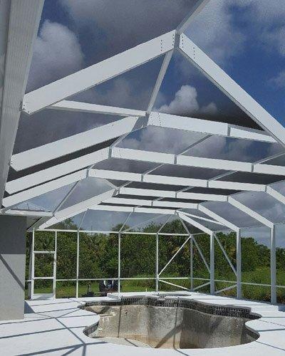 Pool Enclosures Screen Rooms Port Saint Lucie Fl K S
