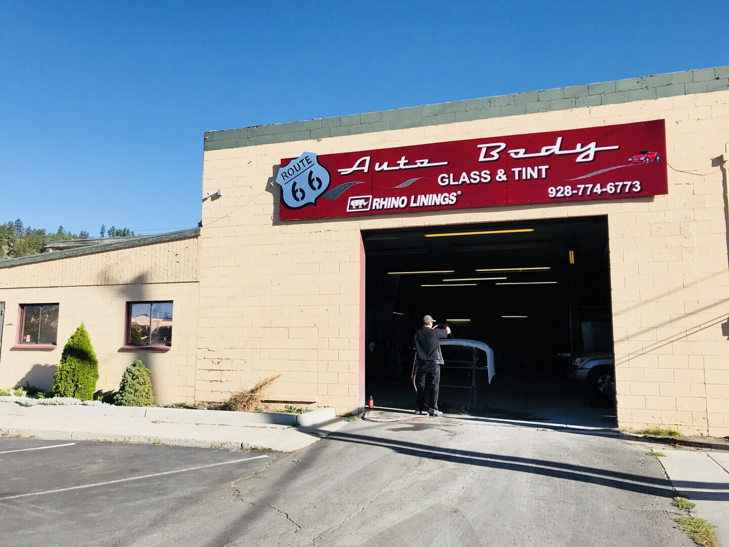 insurance claims assistance | flagstaff, az | route 66 auto body, inc.