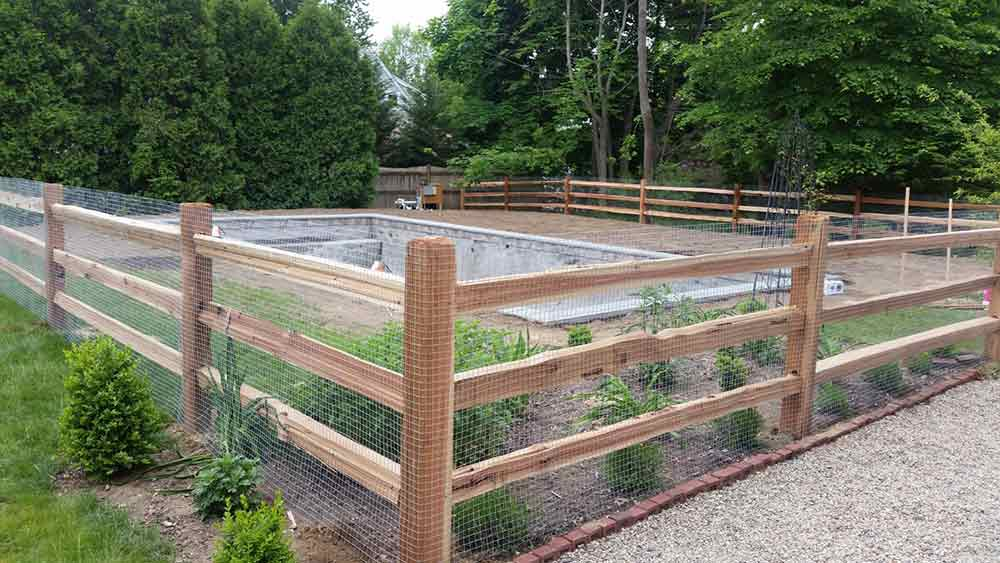 Cedar Fence Installation | Higham, Norwell and Hanover, MA | East ...