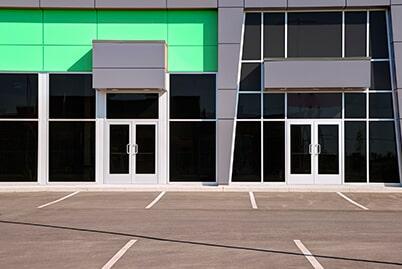 Wonderful Doors Of A Commercial Building U2014 Commercial Doors In Oklahoma City, OK