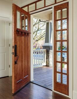 Custom Wood Door U2014 Custom Doors In Oklahoma City, OK