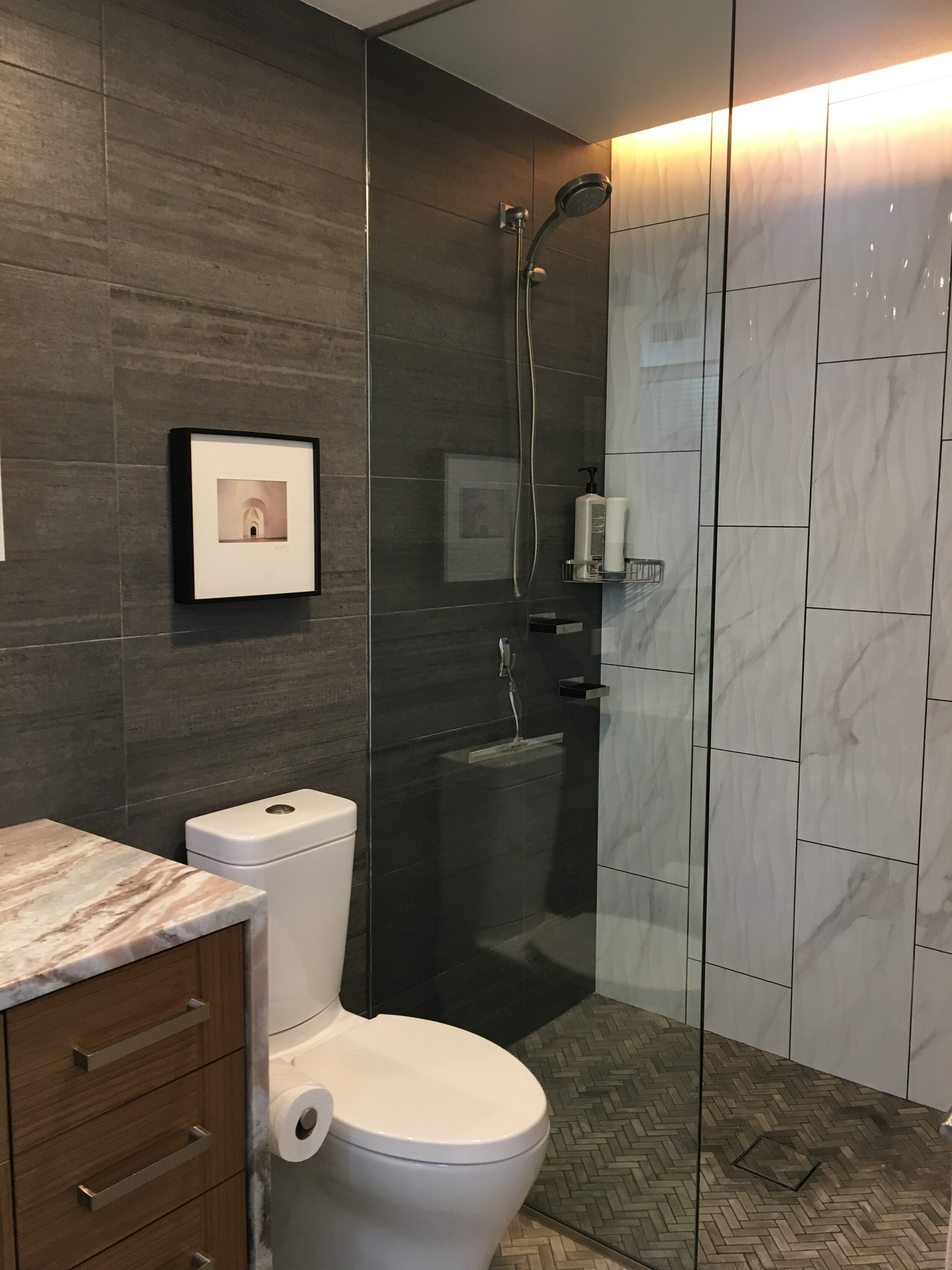 Bathroom Cabinets Palm Springs CA Design One Cabinetry - Bathroom remodel palm desert ca
