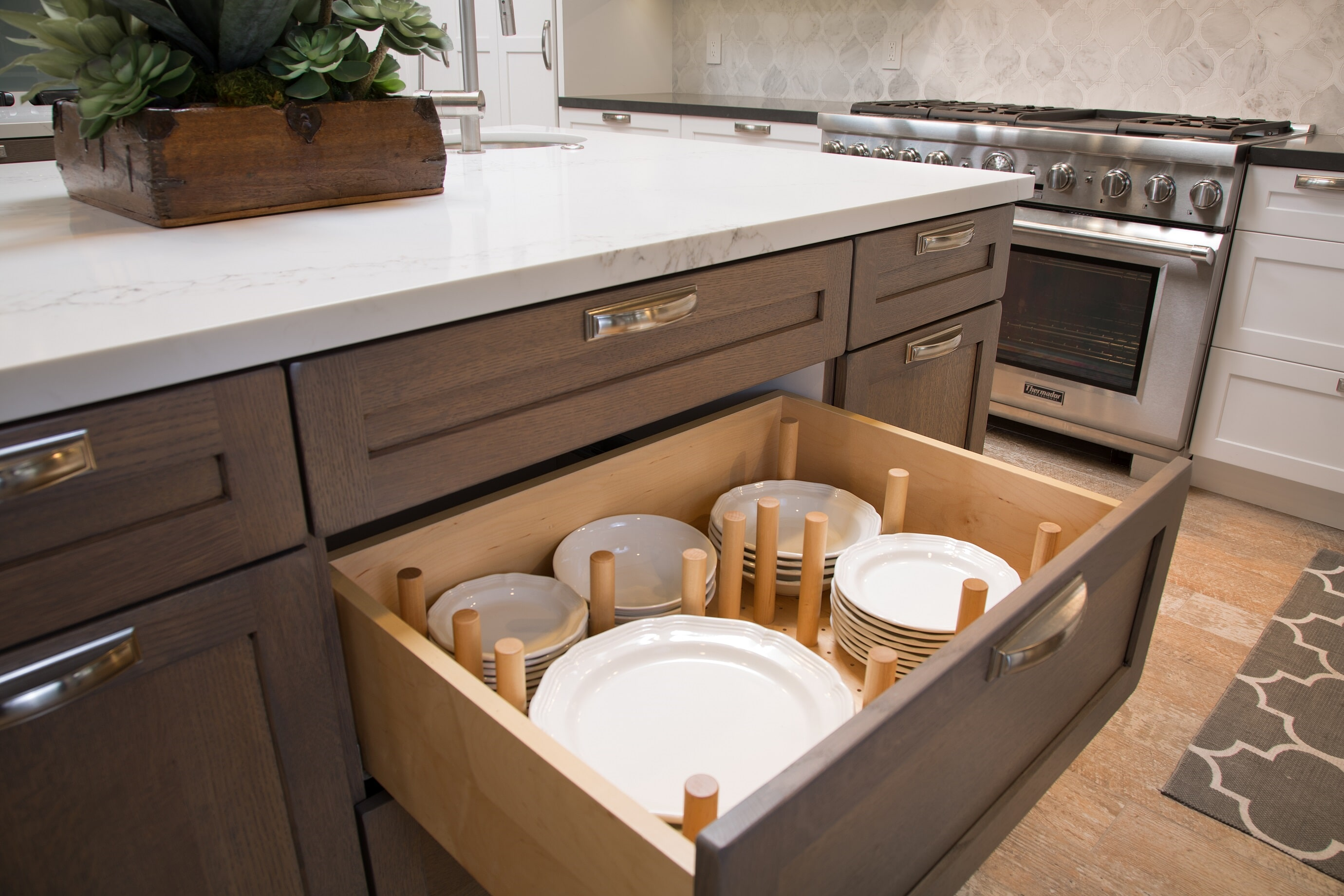 Bathroom Cabinets | Palm Springs, CA | Design One Cabinetry